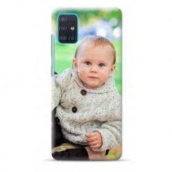 Coque souple en gel à personnaliser Samsung Galaxy A52 5g