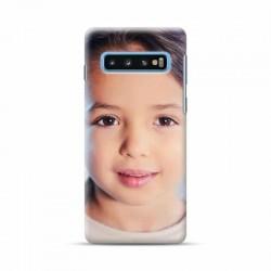 Coque souple en gel à personnaliser Samsung Galaxy S10