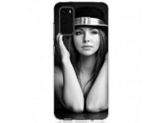 Coque personnalisée pour Samsung Galaxy S20 Fe