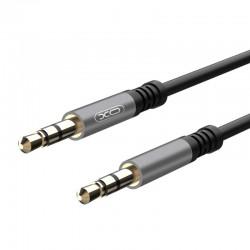 Câble audio jack plaqué OR
