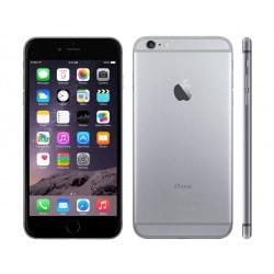 Coque silicone souple transparente pour iPhone 6+S
