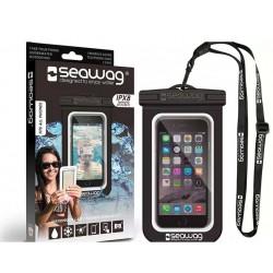 Pochette SEAWAG Waterproof noir universelle pour smartphone