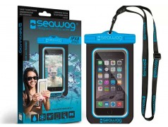 Pochette SEAWAG Waterproof bleue universelle pour smartphone