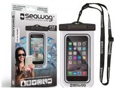 Pochette SEAWAG Waterproof noir blanc universelle pour smartphone