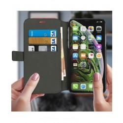 Etui FACONNABLE noir iPhone 5/ 5S /SE