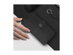 Etui FACONNABLE noir pour un iPhone 5/ 5S /SE