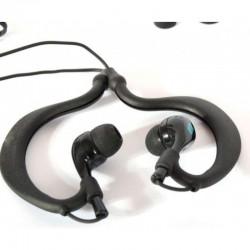 Écouteurs SEAWAG waterproof avec micro intégré