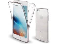 Coque intégrale 360 pour iPhone 5/ 5S/ 5C/ SE protection avant arrière