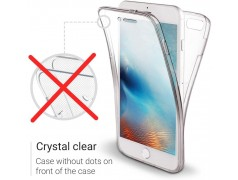 Coque intégrale pour iPhone 5/ 5S/ 5C/ SE protection avant arrière