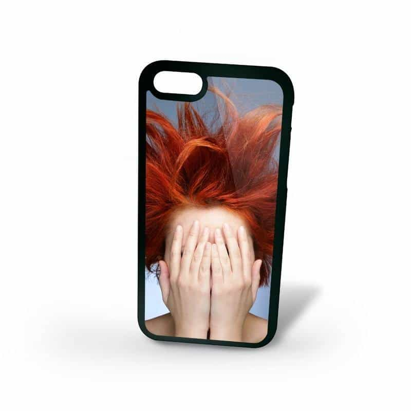 Coque souple en gel à personnaliser iPhone 5/ 5S/ SE