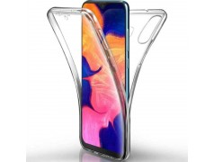 Coque intégrale 360 pour Samsung Galaxy A10
