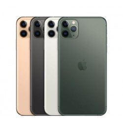 Coque silicone souple transparente pour iPhone 11Pro max