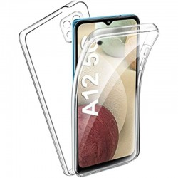 Coque intégrale 360 pour Samsung Galaxy A12