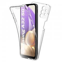 Coque intégrale 360 pour Samsung Galaxy A32 5G