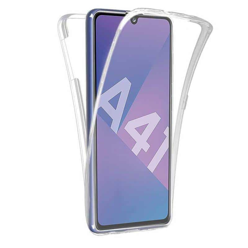 Coque intégrale 360 pour Samsung Galaxy A41