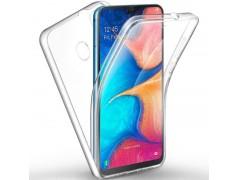 Coque intégrale 360 pour Samsung Galaxy A20