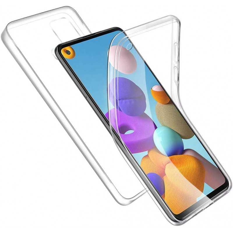 Coque intégrale 360 pour Samsung Galaxy A21S
