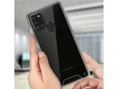 Coque silicone souple transparente pour Samsung A21S