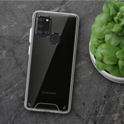 Coque silicone transparente pour Samsung Galaxy A21S