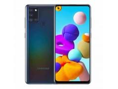 Etui personnalisé recto / verso pour Samsung galaxy A 21 S