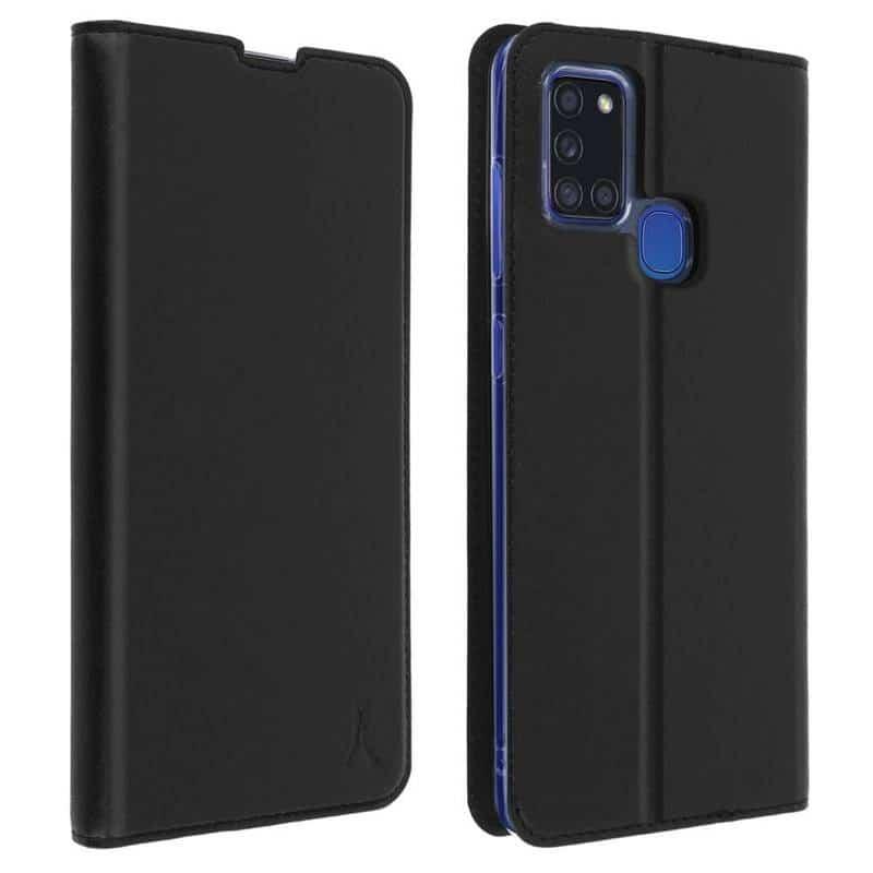 Etui portefeuille pour Samsung Galaxy A21S