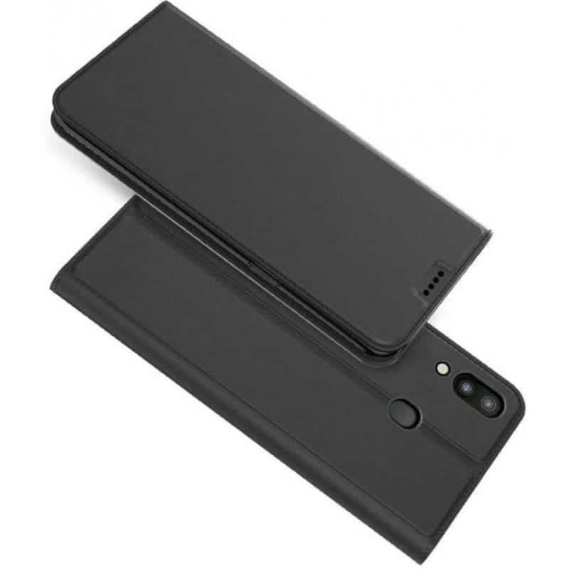 Etui portefeuille pour Samsung Galaxy A20