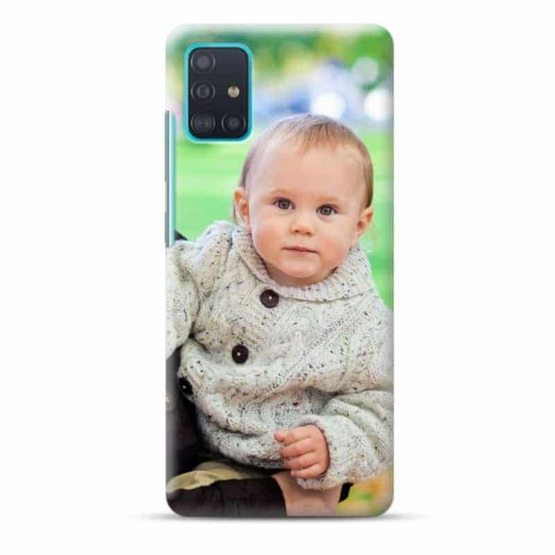 Coque souple intégrale à personnaliser Samsung Galaxy A52 5g