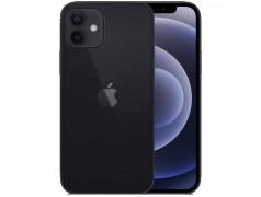 Coque silicone transparente pour iPhone 12 mini