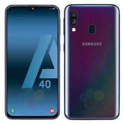 Etui personnalisé recto / verso pour Samsung Galaxy A40