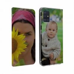 Etui personnalisé recto / verso pour Samsung Galaxy A41