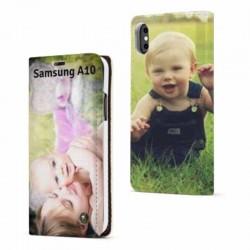 Etui personnalisé recto / verso pour Samsung Galaxy A10