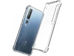 Coque silicone souple transparente pour Xiaomi Mi 10