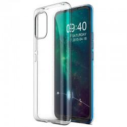 Coque silicone transparente pour Xiaomi Mi 10 lite