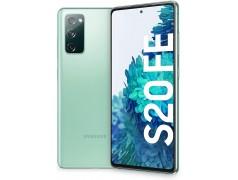 Etui personnalisé recto / verso pour Samsung Galaxy S20 Fe