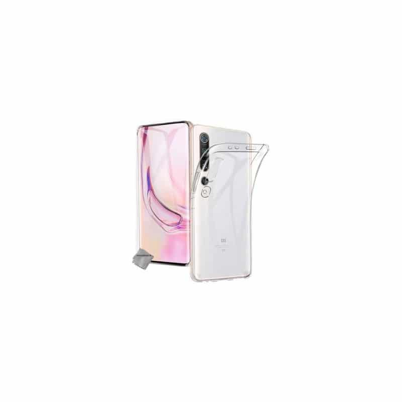 Coque silicone transparente pour Xiaomi Mi 10 Pro