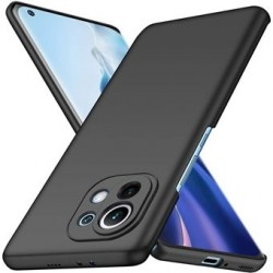 Coque silicone transparente pour Xiaomi Mi 11 Lite