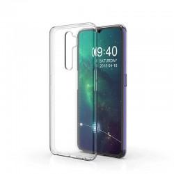 Coque silicone souple transparente pour Oppo A9 2020