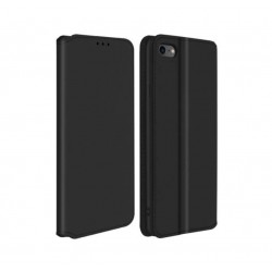 Etui portefeuille noir pour iPhone 7/ 8