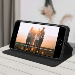 Etui noir pour iPhone 12