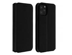 Etui portefeuille noir pour iPhone 12 mini
