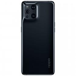 Coque silicone souple transparente pour Oppo Find X3 Pro