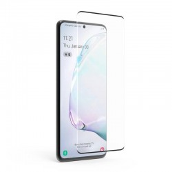Film de protection en verre trempé pour Samsung S20+