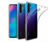 Coque silicone souple transparente pour Huawei P30 Pro