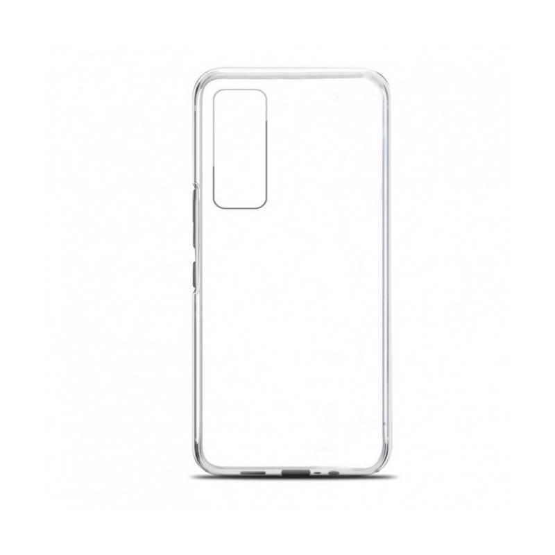 Coque silicone souple transparente pour Vivo Y70