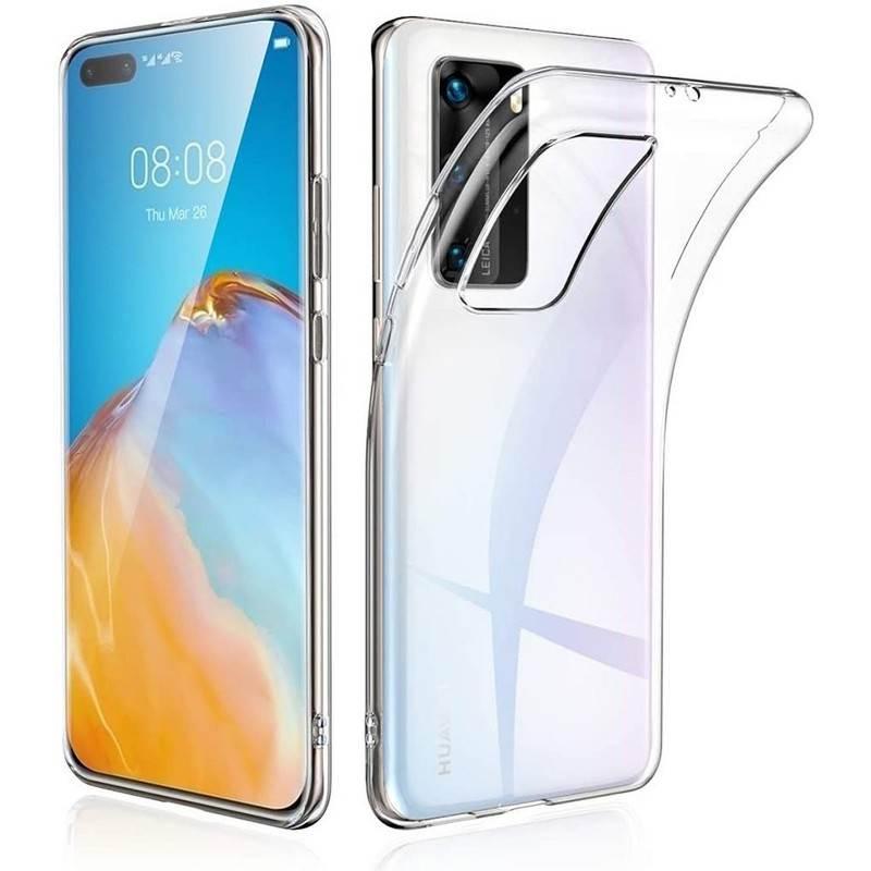 Coque silicone souple transparente pour Vivo Y72 5G