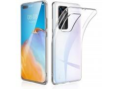 Coque silicone souple transparente pour Vivo X60 Pro 5G