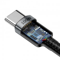 Câble USB Type C vers type C special charge rapide