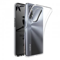 Coque silicone souple transparente pour Realme 7