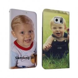 Etui personnalisé recto / verso pour Samsung Galaxy S6