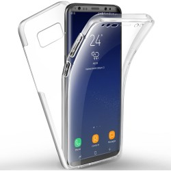 Coque intégrale 360 pour Samsung Galaxy S8